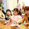 2012.2.6親子活動-瓦楞紙偶秀
